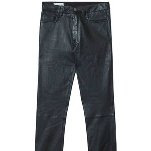 BALDWIN Ultra High Rise Skinny Leather Pants